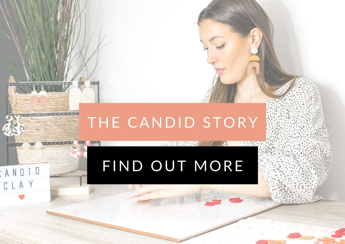 THE CANDID STORY BUTTON
